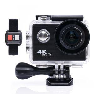 CAMÉRA SPORT F71R Action Caméra Numérique 4K WiFi 1080P HD Spor