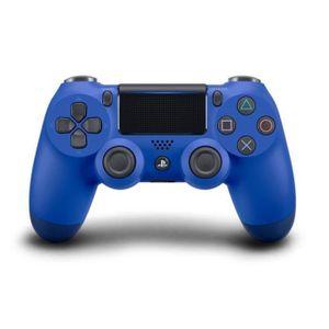 MANETTE JEUX VIDÉO Manette DualShock PS4 Bleu V2