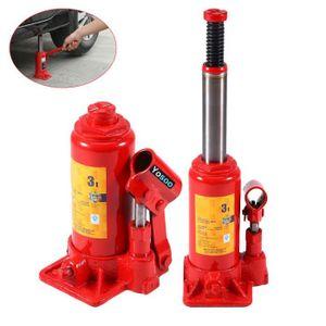 CRIC 3T cric hydrauliques cric manuel Jack cric bouteil