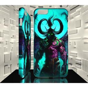 coque iphone 6 plus warcraft
