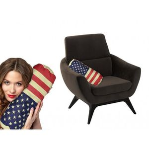 coussin americain achat vente coussin americain pas cher cdiscount. Black Bedroom Furniture Sets. Home Design Ideas