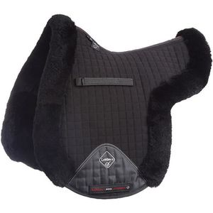 KIT ATTACHE - SELLERIE LeMieux Lambskin GP/Jumping Fully Lined Numnah