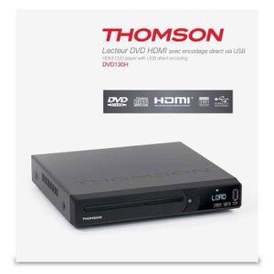 LECTEUR DVD THOMSON DVD130H Lecteur DVD Full HD avec encodage