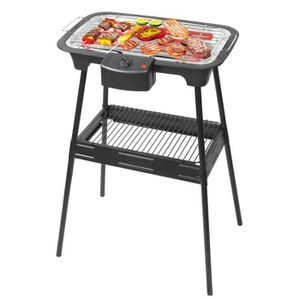BARBECUE DE TABLE TRIOMPH ETF1526 Barbecue électrique sur pieds - No