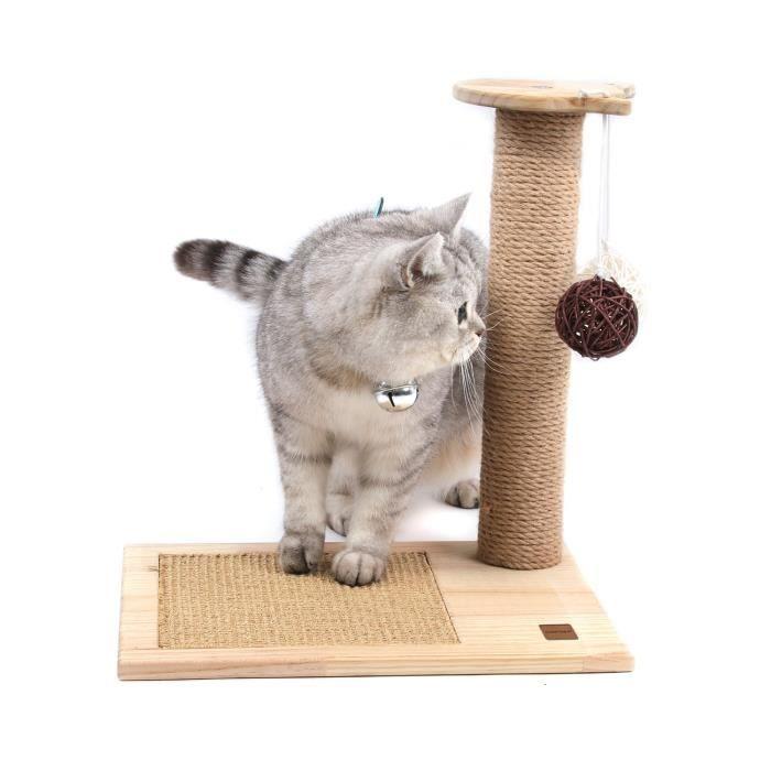 jouet chat naturel