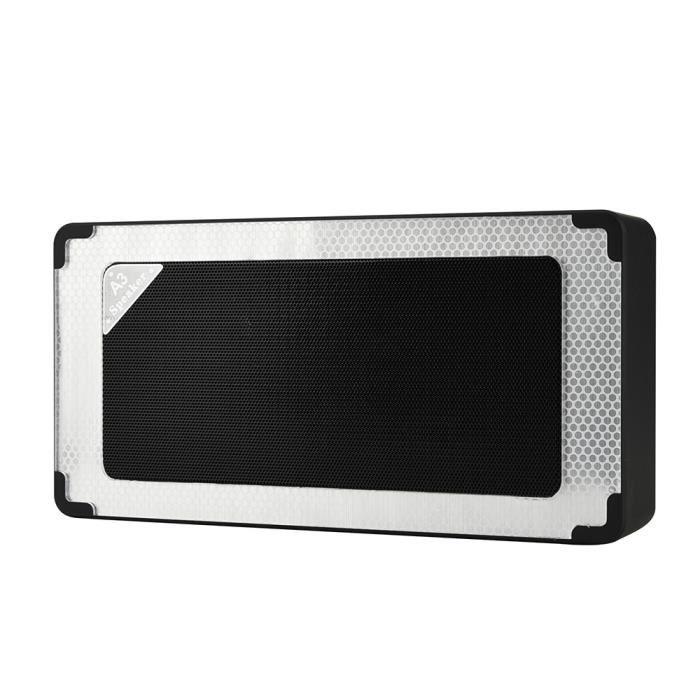 Enceinte Nomade - Haut-parleur Portable Mobile Bluetooth Led Sans