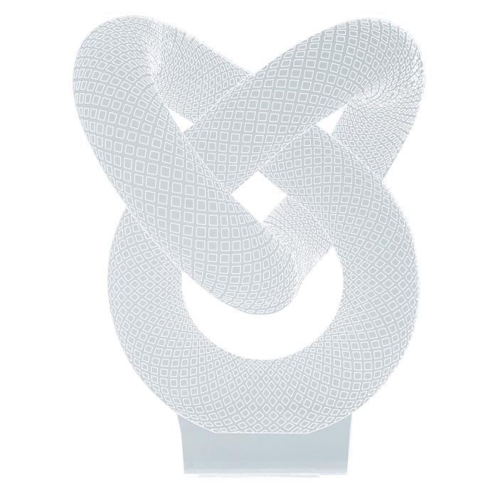 OBJETS LUMINEUX DÉCO  Motif 3D pour socle lumineux LS-7.3D - Infini
