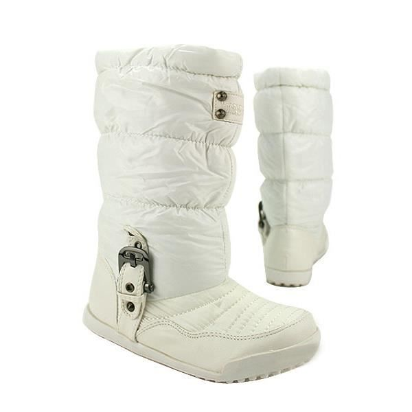 Chaussures Blanc Filles