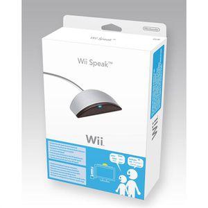 CASQUE AVEC MICROPHONE MICRO Wii Speak / ACCESSOIRE Wii