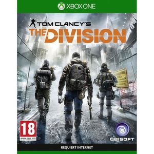 JEU XBOX ONE The Division Jeu Xbox One