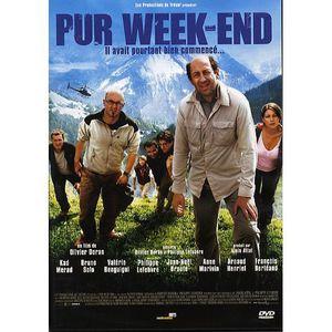DVD FILM PUR WEEK-END
