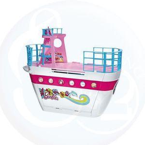 MAISON POUPÉE Barbie Poupée - Bateau de Croisière, Magnifiqe mai
