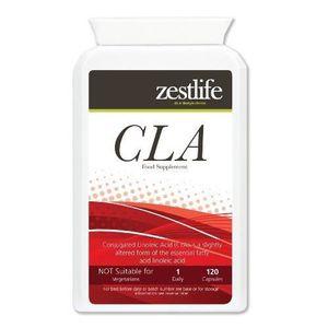 COMPLÉMENT MINCEUR Acide linoléique conjugué CLA de Zestlife 1000 mg