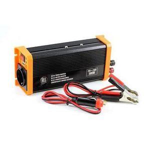 CONVERTISSEUR AUTO CONVERTISSEUR + USB TRANSFORMATEUR CAMION ALLUME C