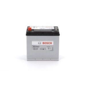 BATTERIE VÉHICULE BOSCH Batterie Auto S3017 45AH 300A / + à gauche