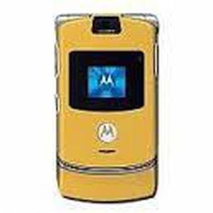 Téléphone portable MOTOROLA V3I OR DEBLOQUE