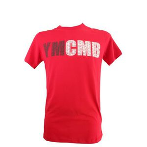 T-SHIRT YMCMB HT 625 ROUGE HT 625 ROUGE