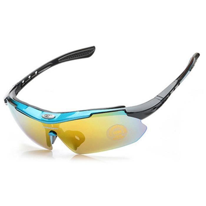 Anti Bleu Lunettes sport et de soleil Collision femme sunglasses mixte homme de Type polarisées AABUrOzW