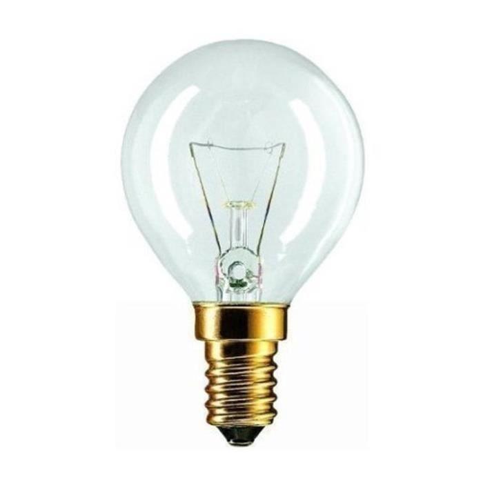 ampoule e14 pour four achat vente ampoule e14 pour. Black Bedroom Furniture Sets. Home Design Ideas