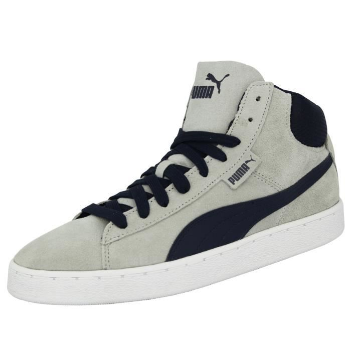 Beige Chaussures Homme Mode Puma Mid Sneakers 1948 Gris m0N8wn