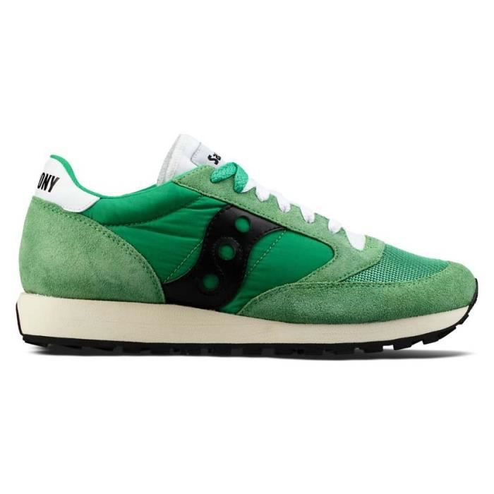 Cuir Jazz O - Chaussures - Bas-tops Et Baskets Saucony