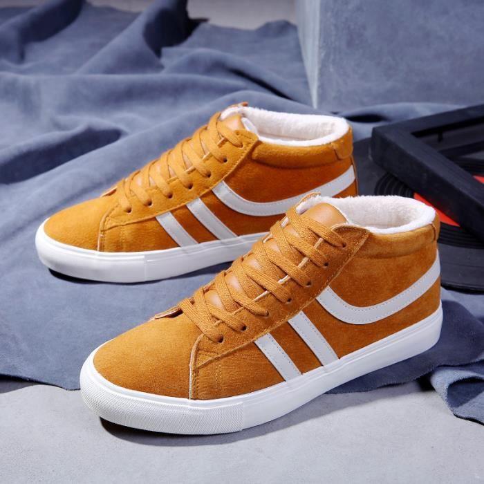 Basket Chaussures de sport pour hommes Chaussures de course légère YyBQOKv