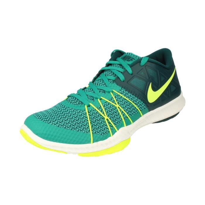 new style 840d1 bf0f7 BASKET Nike Zoom Train Incredibly Fast Hommes Running Tra