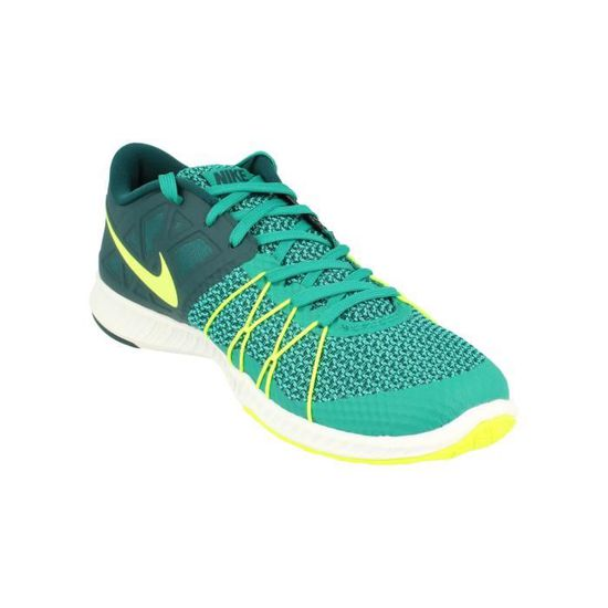 premium selection ad9f4 c4510 Nike Zoom Train Incredibly Fast Hommes Running Trainers 844803 Sneakers  Chaussures 300 Vert Vert - Achat   Vente basket - Cdiscount