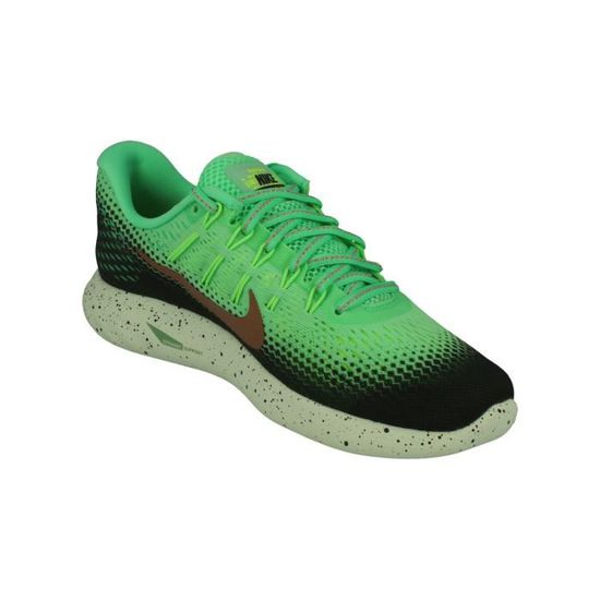 online store e76ad 1039a Nike Femme Lunarglide 8 Shield Femme Running Trainers 849569 Sneakers  Chaussures 300 - Prix pas cher - Cdiscount