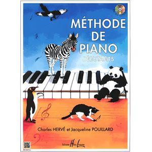 LIVRE MUSIQUE Méthode de piano débutants