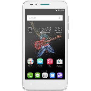 SMARTPHONE Alcatel One Touch Go Play Blanc/Bleu