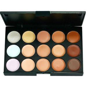 PALETTE DE MAQUILLAGE  Boolavard® TM 15 Beautiful Color Palette Concealer