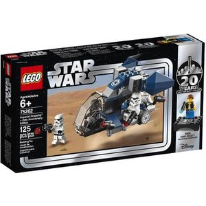 ASSEMBLAGE CONSTRUCTION LEGO Star Wars™ 75262 Imperial Dropship™ – Édition