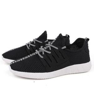Chaussures En Toile Hommes Basses Quatre Saisons Classique LKG-XZ116Noir39 aEQnBuJ8zd