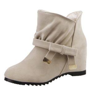 BOTTE Petit noeud papillon chaussures antidérapantes en