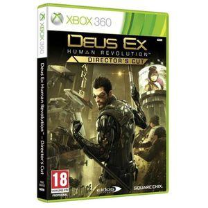 JEU XBOX 360 Deus Ex: Human Revolution - Directors Cut (Xbox...