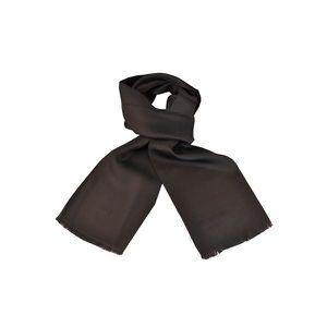 c9430a4c66d4 Foulard en soie Homme Carven uni gris Gris - Achat   Vente echarpe ...