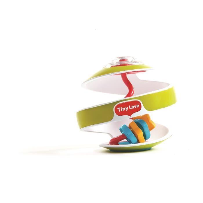 TINY LOVE jouet spiral inspiral -vert