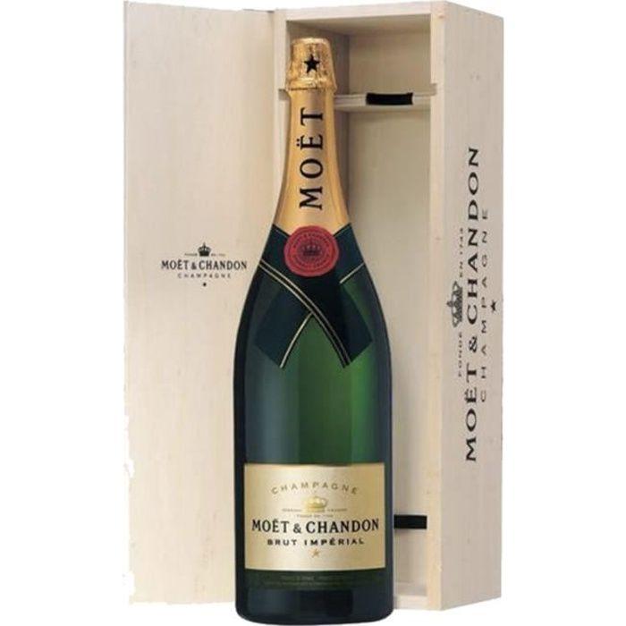 CHAMPAGNE Champagne Moët et Chandon Moët Impérial Magnum Cof