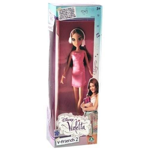 POUPÉE Disney - Violetta V Friends 2