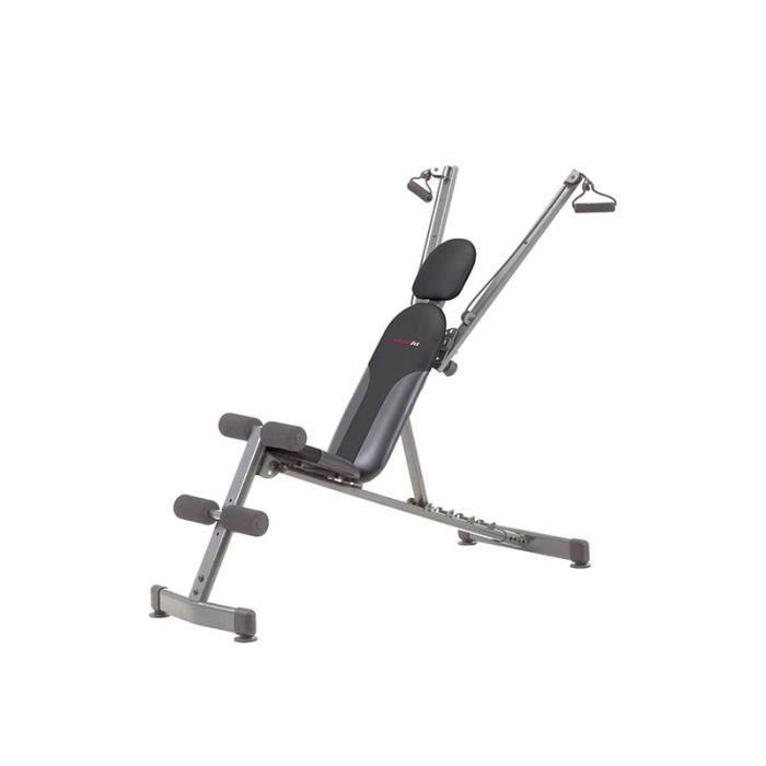 V-Fit Banc de musculation avec unit/é pour les jambes Herculean