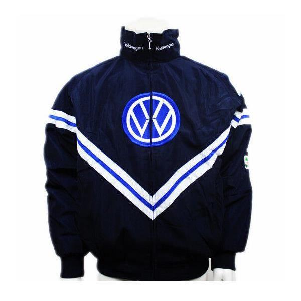 Veste Moto Hommes Manteau D'hiver De Vw Volkswagen Coton qwEC5RPwa