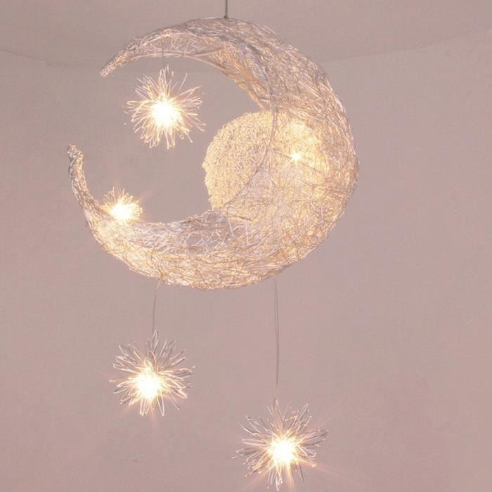 MoonStar Pendant Eclairage de chambre enfant de chambre d\'enfant ...