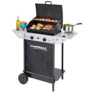 barbecue gaz avec plancha achat vente pas cher. Black Bedroom Furniture Sets. Home Design Ideas