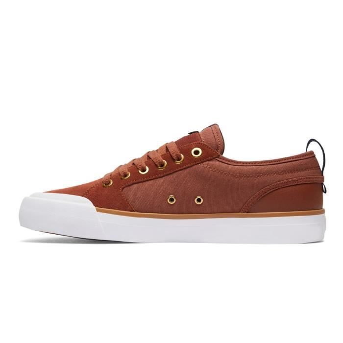 Chaussures DC SHOES EVAN SMITH S Tobacco (tob) a52ZmVWr