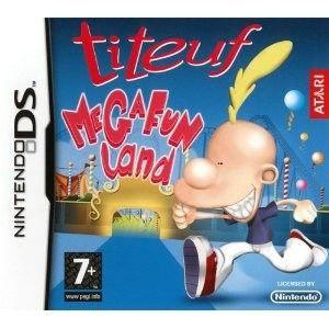JEU DS - DSI Titeuf mégafunland / jeu console DS