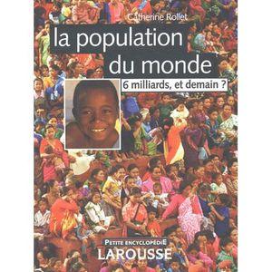 LIVRE GÉOGRAPHIE La population du monde