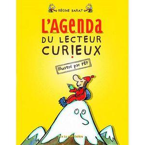 Livre 6-9 ANS L'agenda du lecteur curieux