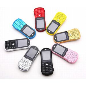 Téléphone portable F8 GSM 2G Téléphone Portable Senior débloqué à cla