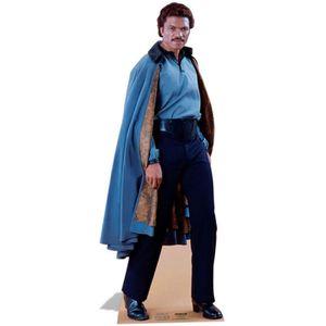 OBJET DÉCORATIF Figurine en carton taille réelle Lando Calrissian